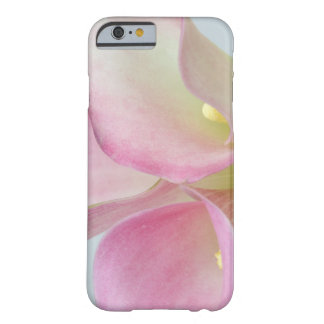 Pink Calla Lilies Barely There iPhone 6 Case