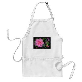 Pink Camellia Aprons