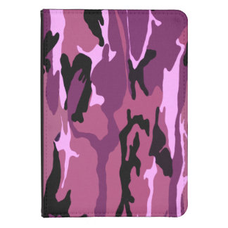 Pink Camo Kindle Case