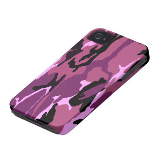 Pink Camo Case-Mate iPhone 4 Cases