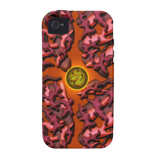 Pink Camo Creations Case-Mate iPhone 4 Cases