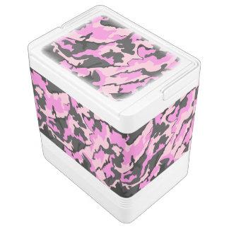 Pink Camo, Igloo 24 Can Igloo Drink Cooler Igloo Cooler