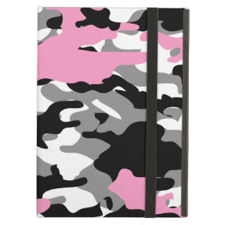 Pink Camo iPad Air Case