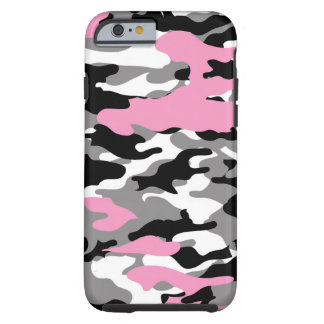 Pink Camo - iPhone 6 Case