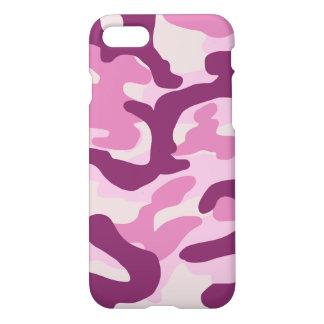 Pink camo iPhone 8/7 case