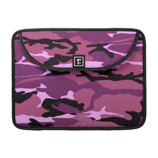 Pink Camo Sleeve For MacBook Pro