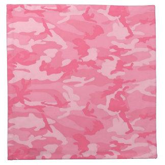 Pink Camo Napkin