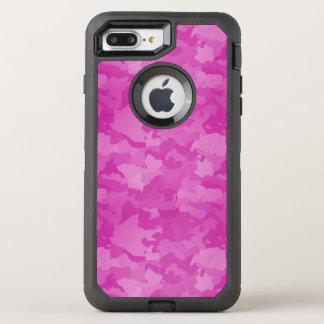 Pink Camo OtterBox Defender iPhone 8 Plus/7 Plus Case