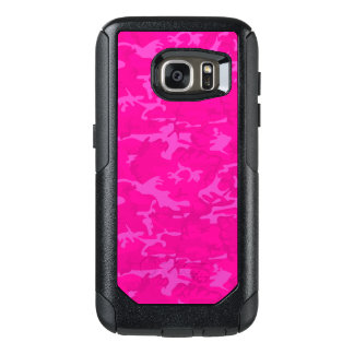 Pink Camo OtterBox Samsung Galaxy S7 Case