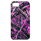 """Pink Camo """"Real"""" iPhone 5 Case"""