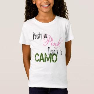 Pink & Camo T-Shirt