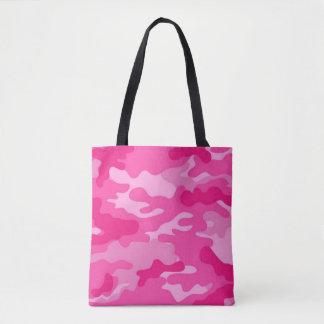 Pink Camo Tote