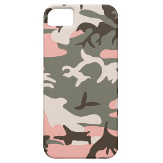 Pink Camouflage Barely There™ iPhone 5 Case