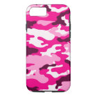 Pink Camouflage iPhone 7 Tough Case