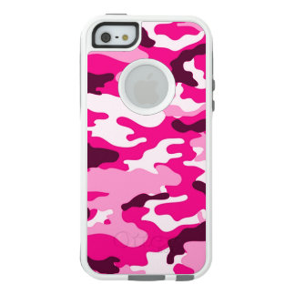 Pink Camouflage OtterBox iPhone SE/5/5s OtterBox iPhone 5/5s/SE Case