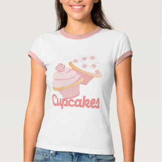 Pink Candy Cupcakes T-Shirt