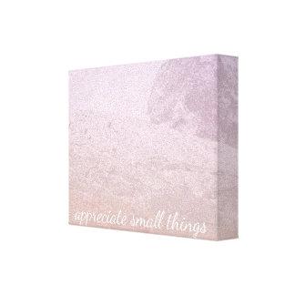 Pink Canvas