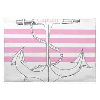 pink captain, tony fernandes placemat