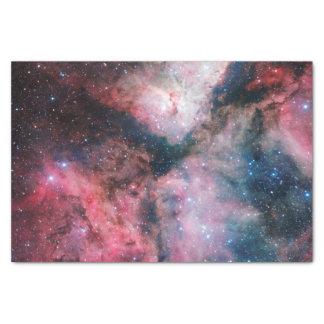 Pink Carina Nebula Space Astronomy Stars Tissue Paper