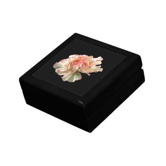 Pink Carnation Small Square Gift Box
