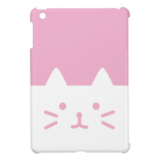 pink cat iPad Mini Case