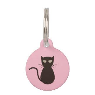 Pink Cat Tag