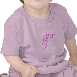 Pink Caterpillar and Butterfly Shirt