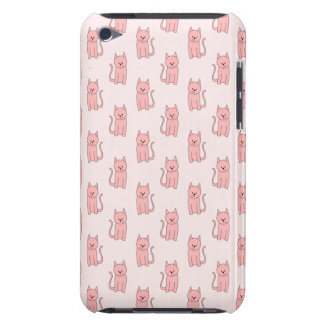 Pink Cats. Pattern iPod Touch Cover