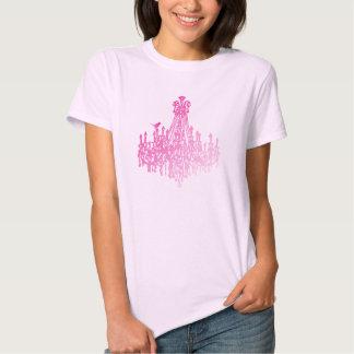 Pink Chandelier T-Shirt