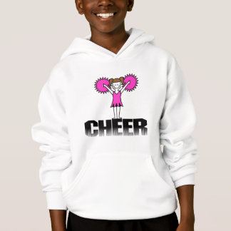 Pink Cheerleading T-shirts and Gifts
