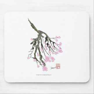 Pink Cherry Blossom 24, Tony Fernandes Mouse Pad