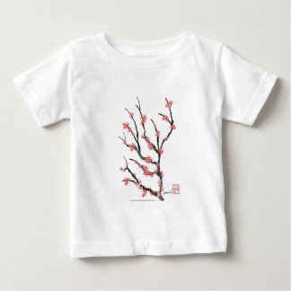 Pink Cherry Blossom 25, Tony Fernandes Baby T-Shirt
