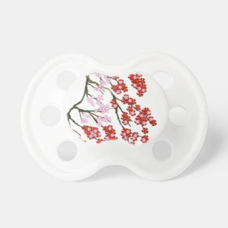 Pink Cherry Blossom 26, Tony Fernandes Baby Pacifiers