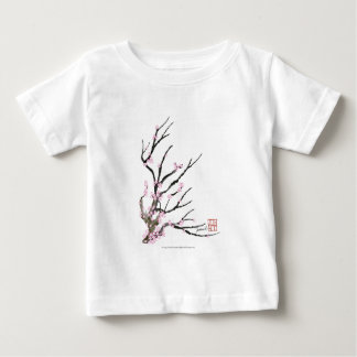 Pink Cherry Blossom 27, Tony Fernandes Baby T-Shirt