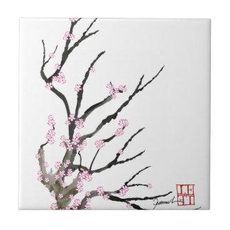 Pink Cherry Blossom 27, Tony Fernandes Tile