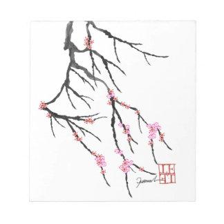 Pink Cherry Blossom 29, Tony Fernandes Notepad