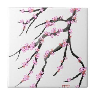 Pink Cherry Blossom 31, Tony Fernandes Tile