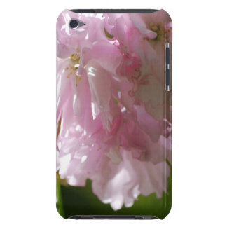 Pink Cherry Blossoms iTouch Case Barely There iPod Case