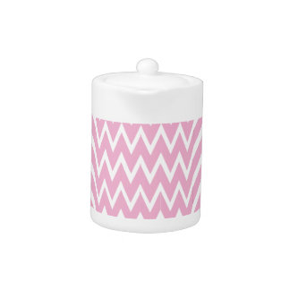 Pink Chevron Illusion