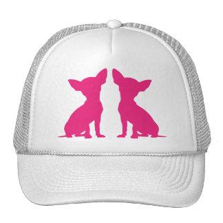 Pink Chihuahua dog cute hat, gift idea Cap