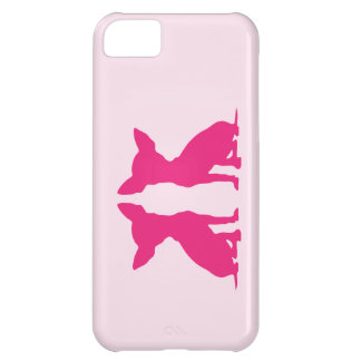 Pink Chihuahua dog cute iPhone 5 case mate gift