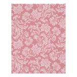 Pink Chintz Pattern Card Stock DIY Scrapbooking 21.5 Cm X 28 Cm Flyer