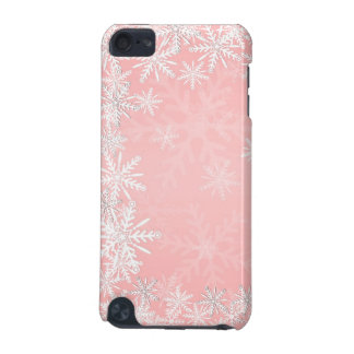 Pink Christmas iPod Touch 5G Covers