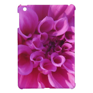 Pink Chrysanthemum Cover For The iPad Mini