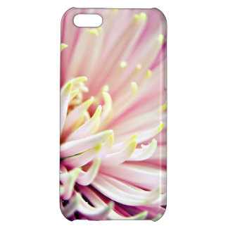 Pink Chrysanthemum Case For iPhone 5C
