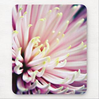 Pink Chrysanthemum mousemat Mousepads