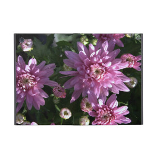 Pink Chrysanthemums Cases For iPad Mini