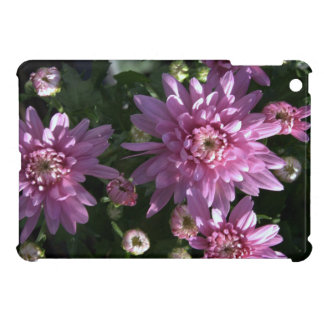 Pink Chrysanthemums Cover For The iPad Mini