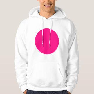 Pink Circle Hoodie
