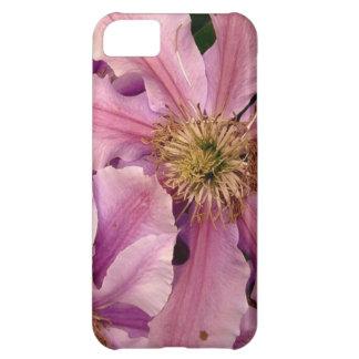 Pink Clematis iPhone 5C Case